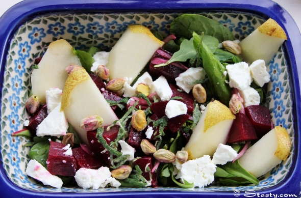 Beetroot Salad Beetroot And Feta Salad