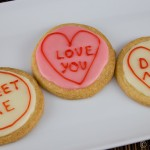 Loveheart Biscuits