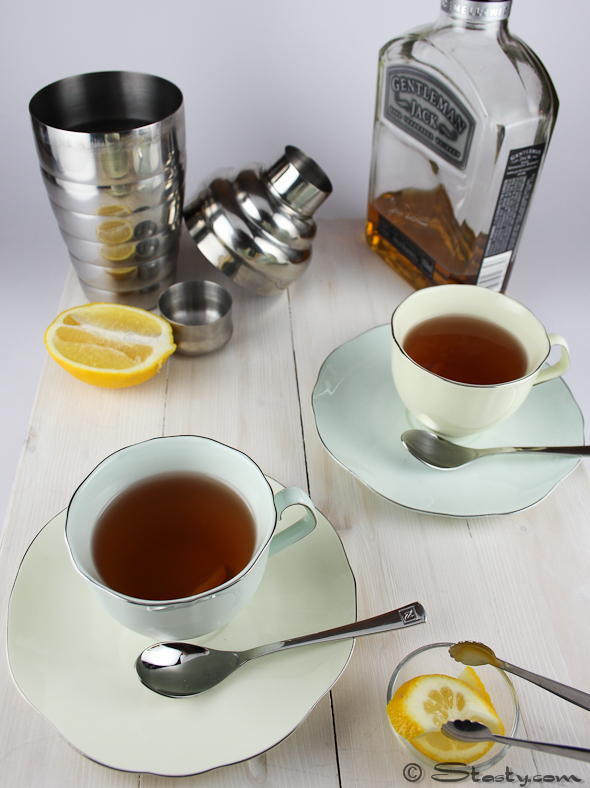 Prohibition Tea – Stasty