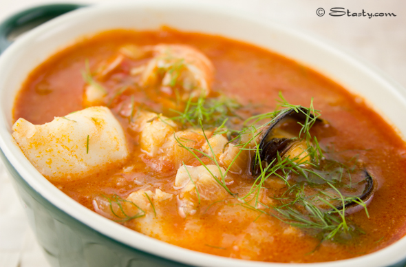 bouillabaisse simplified recipe dishmaps