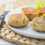 Bacon and Cabbage Potato Cakes