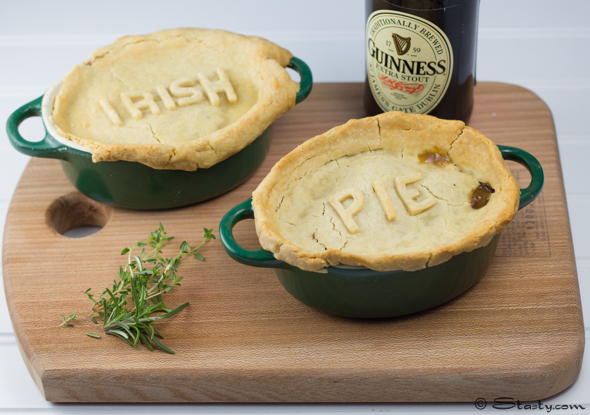 Beef And Guinness Pie – Stasty