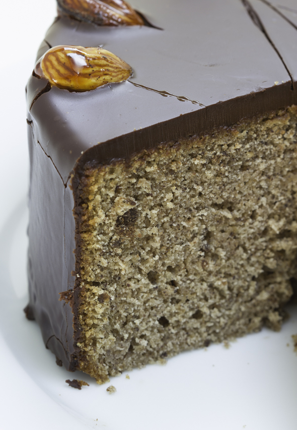 Chocolate Hazelnut Torte Cake Recipe — Dishmaps