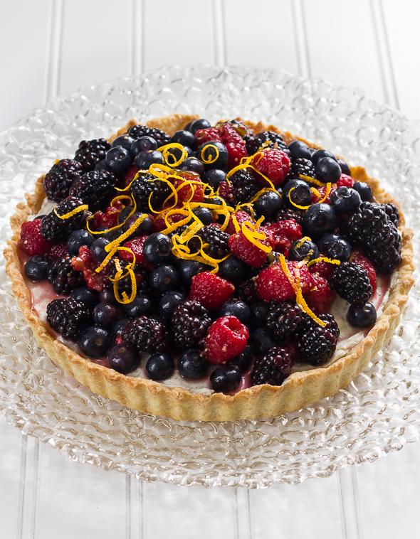 Berry Tart (Stasty.com)